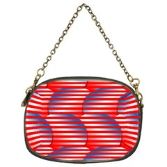 Patriotic  Chain Purses (One Side)