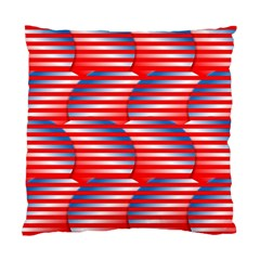 Patriotic  Standard Cushion Case (one Side)