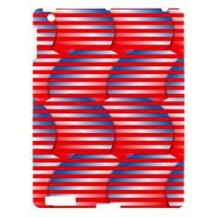 Patriotic  Apple Ipad 3/4 Hardshell Case
