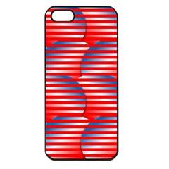 Patriotic  Apple iPhone 5 Seamless Case (Black)