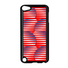 Patriotic  Apple iPod Touch 5 Case (Black)