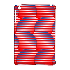 Patriotic  Apple iPad Mini Hardshell Case (Compatible with Smart Cover)