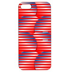 Patriotic  Apple Iphone 5 Hardshell Case With Stand