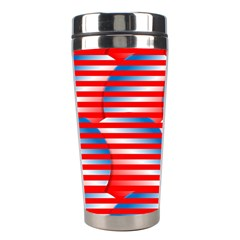 Patriotic  Stainless Steel Travel Tumblers