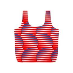 Patriotic  Full Print Recycle Bags (s)