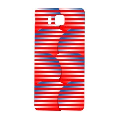 Patriotic  Samsung Galaxy Alpha Hardshell Back Case