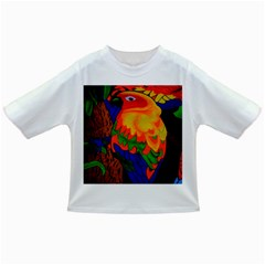 Parakeet Colorful Bird Animal Infant/Toddler T-Shirts