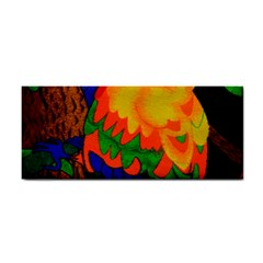 Parakeet Colorful Bird Animal Cosmetic Storage Cases