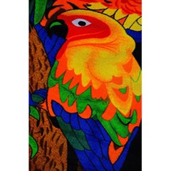 Parakeet Colorful Bird Animal 5.5  x 8.5  Notebooks