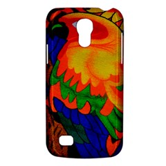 Parakeet Colorful Bird Animal Galaxy S4 Mini