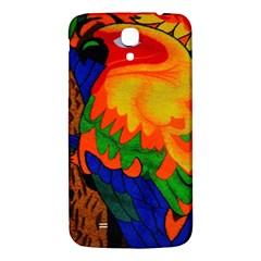 Parakeet Colorful Bird Animal Samsung Galaxy Mega I9200 Hardshell Back Case