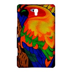 Parakeet Colorful Bird Animal Samsung Galaxy Tab S (8 4 ) Hardshell Case