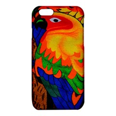 Parakeet Colorful Bird Animal iPhone 6/6S TPU Case
