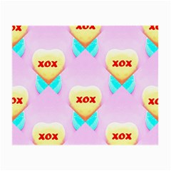 Pastel Heart Small Glasses Cloth (2-Side)