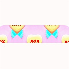 Pastel Heart Large Bar Mats