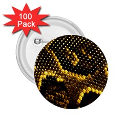 Pattern Skins Snakes 2 25  Buttons (100 Pack)
