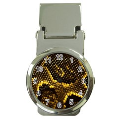 Pattern Skins Snakes Money Clip Watches