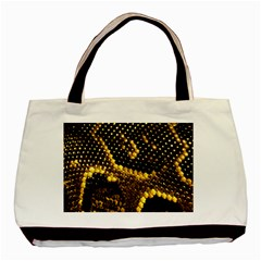 Pattern Skins Snakes Basic Tote Bag