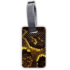 Pattern Skins Snakes Luggage Tags (Two Sides)
