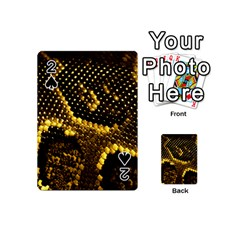 Pattern Skins Snakes Playing Cards 54 (Mini)