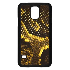 Pattern Skins Snakes Samsung Galaxy S5 Case (black)