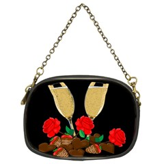 Valentine s day design Chain Purses (Two Sides)