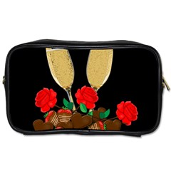 Valentine s day design Toiletries Bags 2-Side