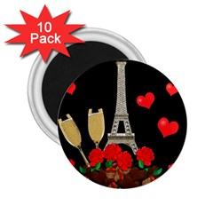 Pariz 2.25  Magnets (10 pack)