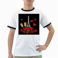 Pariz Ringer T-Shirts