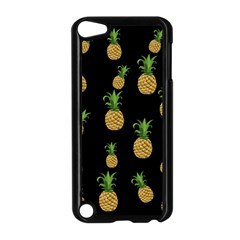 Pineapples Apple Ipod Touch 5 Case (black)
