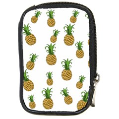 Pineapples pattern Compact Camera Cases