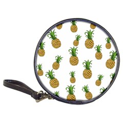 Pineapples pattern Classic 20-CD Wallets