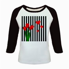 Tulips Kids Baseball Jerseys