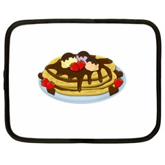 Pancakes - Shrove tuesday Netbook Case (XXL)