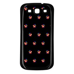 Fur Babies Samsung Galaxy S3 Back Case (black)