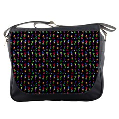 Groovy Chicks Messenger Bags