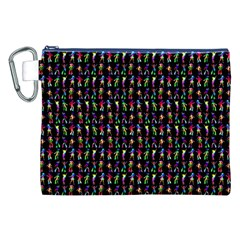 Groovy Chicks Canvas Cosmetic Bag (xxl)