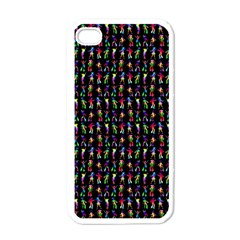 Groovy Chicks Apple Iphone 4 Case (white)