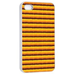 Hot Totty Apple Iphone 4/4s Seamless Case (white)