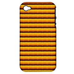 Hot Totty Apple Iphone 4/4s Hardshell Case (pc+silicone)