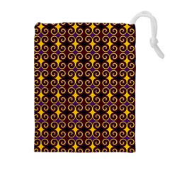 Moroccan Drawstring Pouches (extra Large)