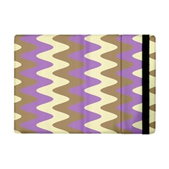 Nougat Ripple Apple Ipad Mini Flip Case