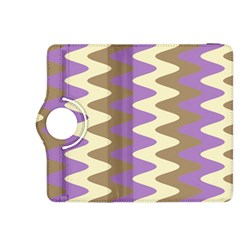 Nougat Ripple Kindle Fire Hdx 8 9  Flip 360 Case