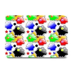 Pattern Background Wallpaper Design Plate Mats