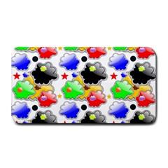 Pattern Background Wallpaper Design Medium Bar Mats