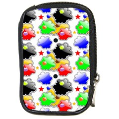 Pattern Background Wallpaper Design Compact Camera Cases