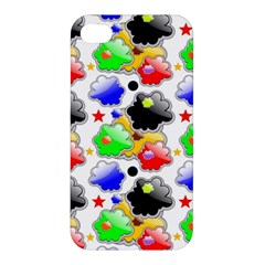 Pattern Background Wallpaper Design Apple Iphone 4/4s Hardshell Case