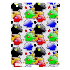 Pattern Background Wallpaper Design Apple Ipad 3/4 Hardshell Case (compatible With Smart Cover)