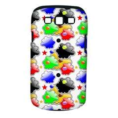 Pattern Background Wallpaper Design Samsung Galaxy S Iii Classic Hardshell Case (pc+silicone)