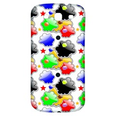 Pattern Background Wallpaper Design Samsung Galaxy S3 S Iii Classic Hardshell Back Case